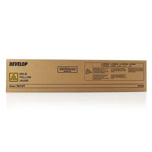 Develop originál toner 8938518, yellow, 12000str., TN-210Y, Develop Ineo +250, 260g, O