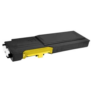 Dell originál toner 593-11120, yellow, 9000str., MD8G4, extra high capacity, Dell C3760n, C3760dn, C3765dnf, O