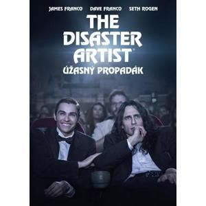 THE DISASTER ARTIST UZASNY PREPADAK, DVD