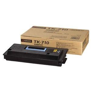 Kyocera originál toner TK-710, 1T02G10EU0, black, 40000str., Kyocera FS-Serie 9130, 9130 DN, 9130 DN