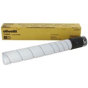 Olivetti originál toner B0841, black, 29000str., Olivetti D-COLOR MF 360, O