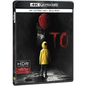 TO (2017) (UHD+BD), BLU-RAY