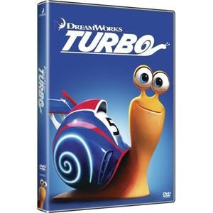 TURBO, DVD