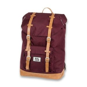 WALKER RUKSAK LIBERTY CONCEPT DARK RED