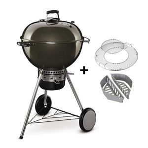 WEBER MASTER-TOUCH GBS 57 CM SMOKE GREY, 100029