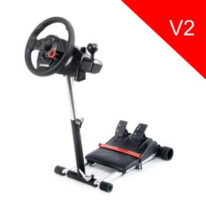 WHEEL STAND PRO, STOJAN NA VOLANT A PEDALY PRE LOGITECH GT /PRO /EX /FX A THRUSTMASTER T150/TMX