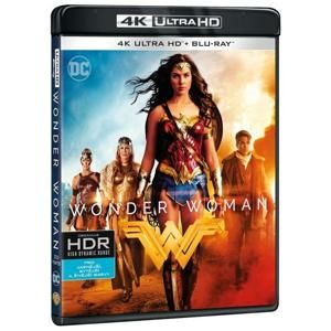 WONDER WOMAN (UHD+BD), BLU-RAY