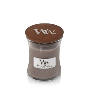 WOODWICK SVIECKA OVALNA VAZA BLACK AMBER AND CITRUS 85G, 98035