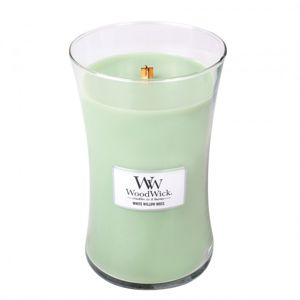 WOODWICK SVIECKA OVALNA VAZA WHITE WILLOW MOSS 609.5G, 93051E