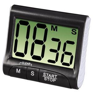 XAVAX 95304 COUNTDOWN, DIGITALNE MINUTKY, CIERNE