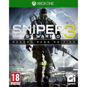 XBOX ONE SNIPER: GHOST WARRIOR 3 (SEASON PASS EDITION)