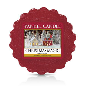 YANKEE CANDLE 1556290E VONNY VOSK CHRISTMAS MAGIC