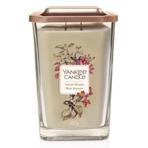 YANKEE CANDLE 1591066 SVIECKA VELVET WOODS/ELEVATION VELKA