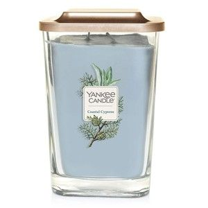 YANKEE CANDLE 1591072 SVIECKA COASTAL CYPRESS/ELEVATION VELKA