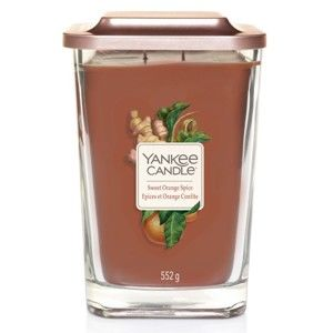 YANKEE CANDLE 1591075 SVIECKA SWEET ORANGE SPICE/ELEVATION VELKA