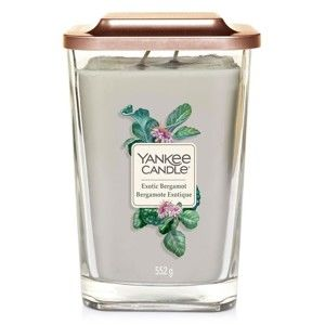 YANKEE CANDLE 1591078 SVIECKA EXOTIC BERGAMOT/ELEVATION VELKA