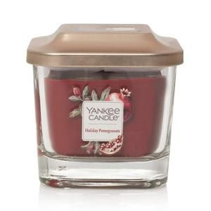 YANKEE CANDLE 1591117 SVIECKA HOLIDAY POMEGRANATE/ELEVATION MALA