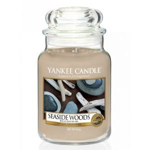 YANKEE CANDLE 1609098 SVIECKA SEASIDE WOODS/VELKA