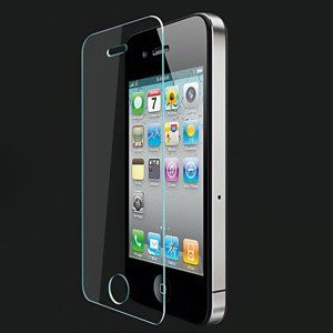 TGP IPHONE 4/4S; 0.2MM; ROUND BOARDERS