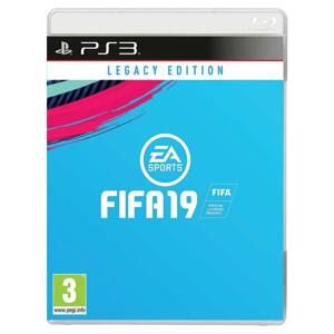 PS3 FIFA 19 LEGACY EDITION