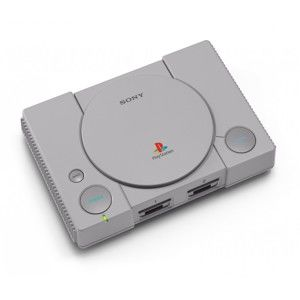 PLAYSTATION CLASSIC + 20 HIER