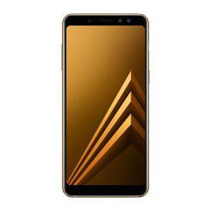 SAMSUNG GALAXY A8 2018 A530 DUOS GOLD vystavený kus